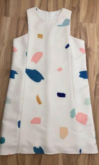 THREADTHEORY COLOURPOP DRESS