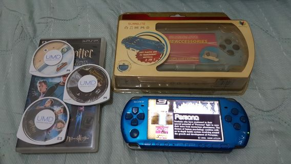 the latest 0e05b d6330 psp slim 3000 | Video Gaming | Carousell Philippines