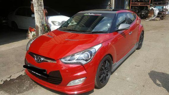 Veloster 1.6 turbo