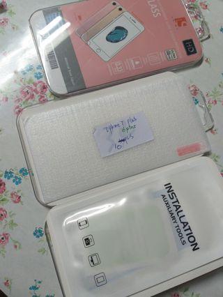 Iphone 6p 7p 8p 玻璃屏膜、保護膜 protector Glass