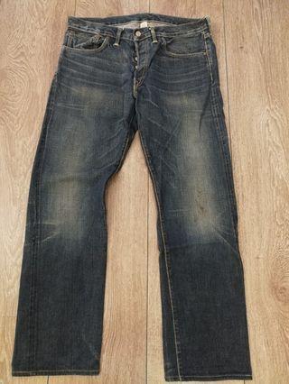 Double RL jeans size 34 x 32