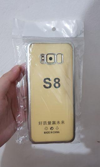 Clear Case Samsung Galaxy S8