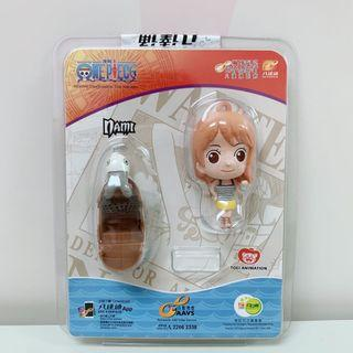 One Piece 3D Adult Octopus Ornament Nami Keychain 海賊王八達通配飾