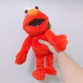 芝麻街 Elmo Sesame Street 公仔