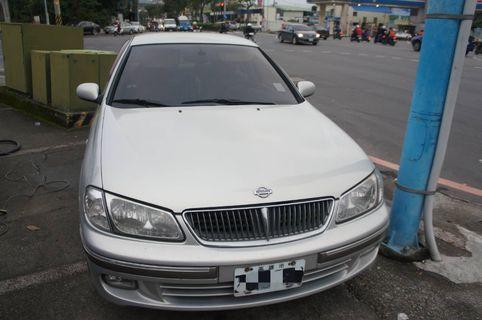售6萬 這是一臺好車況的SENTRA 2003 Sentra 180 恆溫空調/方向盤音響控制鍵  雙色內裝/皮椅/鋁圈/霧燈 0935-138-589 新北樹林【聯新汽車】