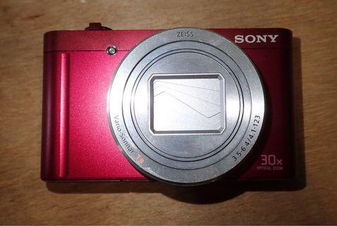 Sony相機 WX500 二手相機