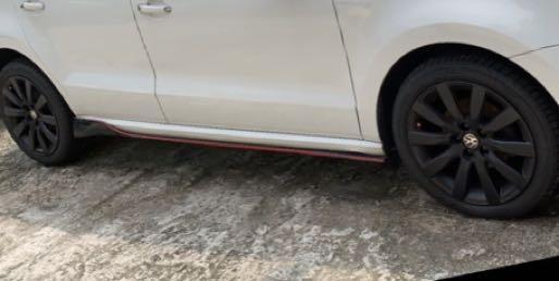 福士 大眾 VW POLO 軚連軨