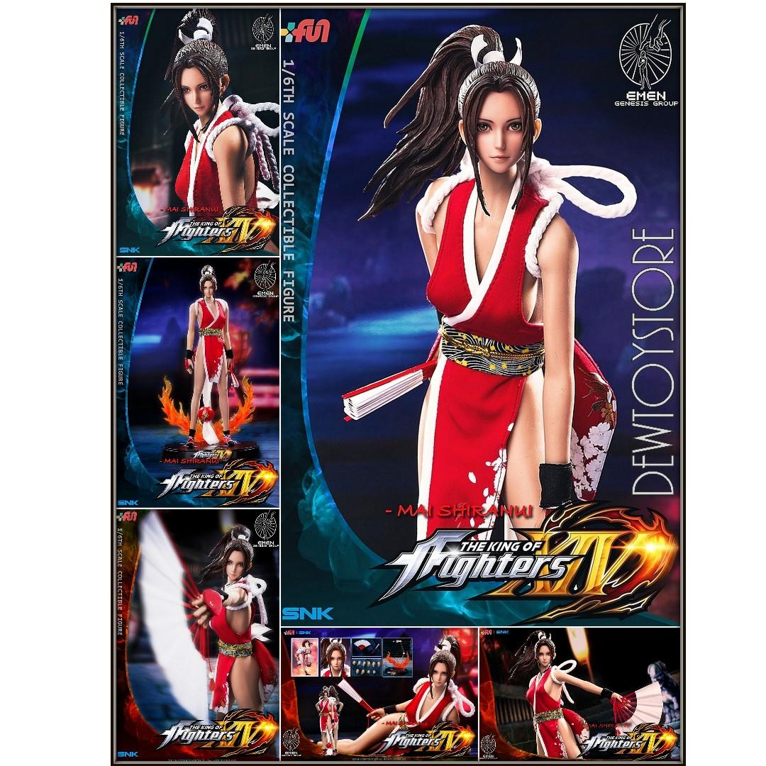 In Stock Emen Genesis Group Snk The King Of Fighters Xiv