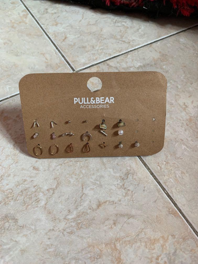 anting pull & bear earrings