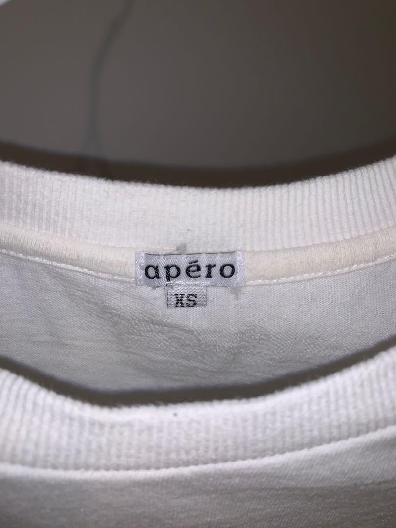 Apero label tee