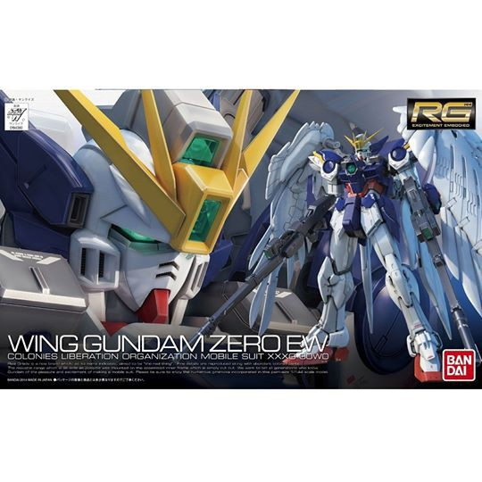 Awesome Rg Wing Zero Ew Review Picture Download