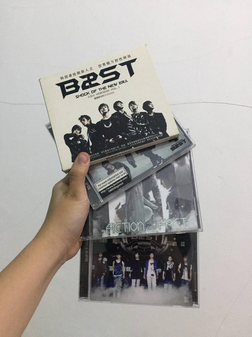 BEAST SHOCK OF THE NEW AREA + LIGHTS GO ON AGAIN + FICTION AND FACT + MASTERMIND ALBUM