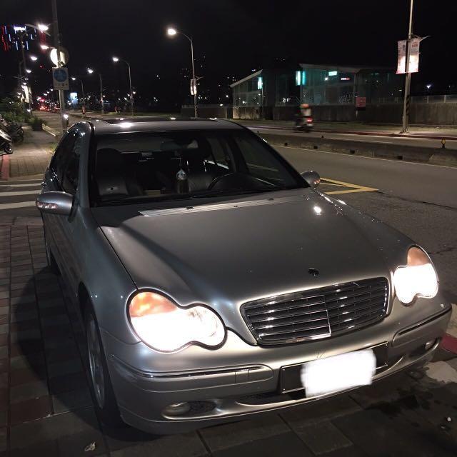 賓士Benz C240 車況超好一手車