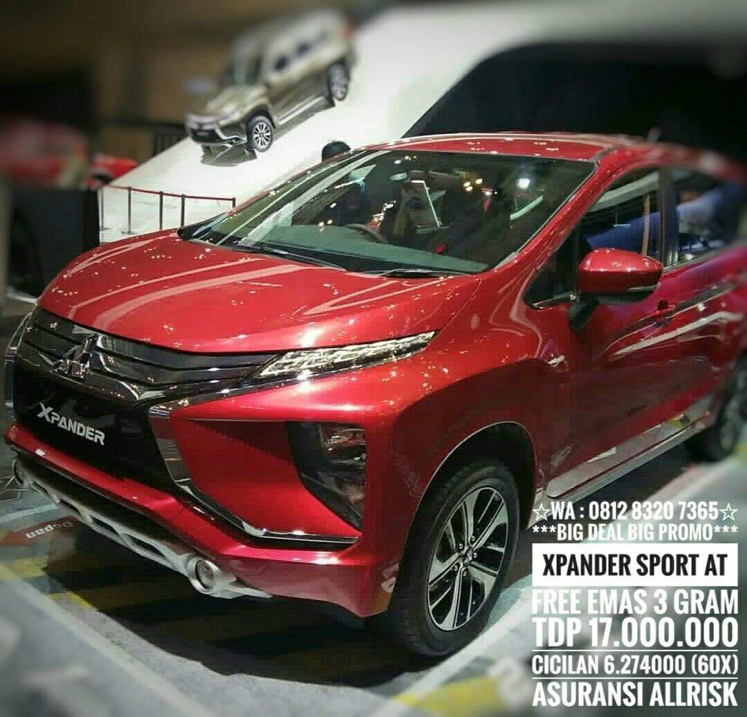 Big Deal Auto >> Big Deal Mitsubishi Xpander Sport Cars Cars For Sale On