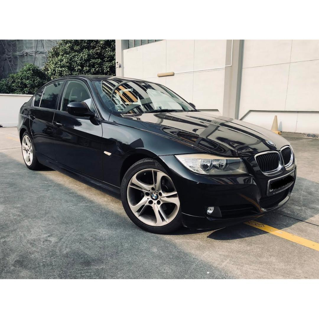 BMW 318i with Sunroof For Rent - Daily / Long Term / Private Hire Welcome