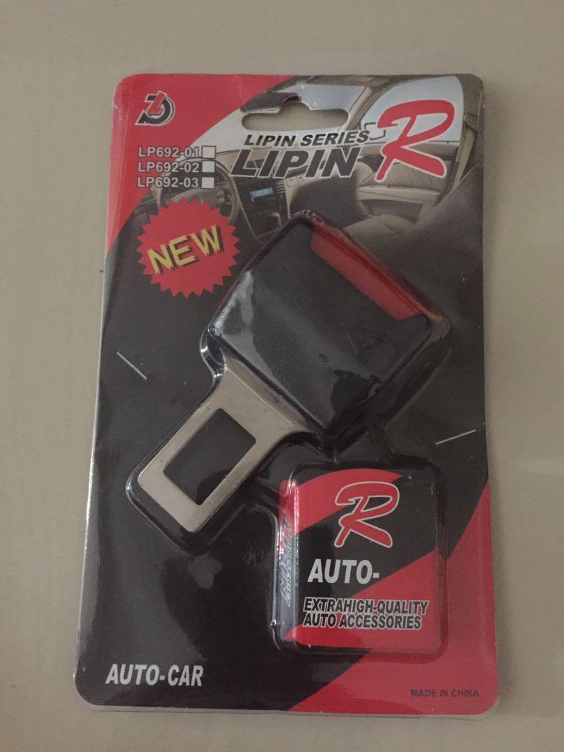 BN Car seat belt clip extender