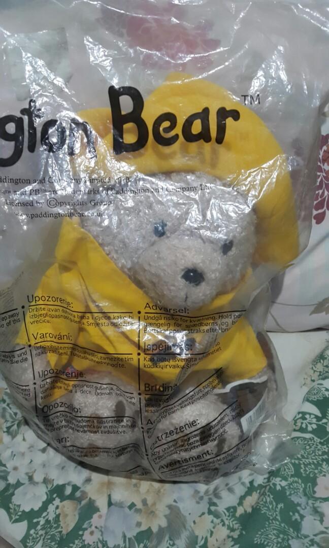 Boneka Beruang PADDINGTON BEAR