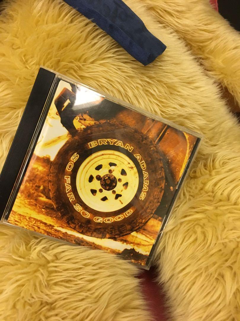 Bryan Adams 雙CD+精選