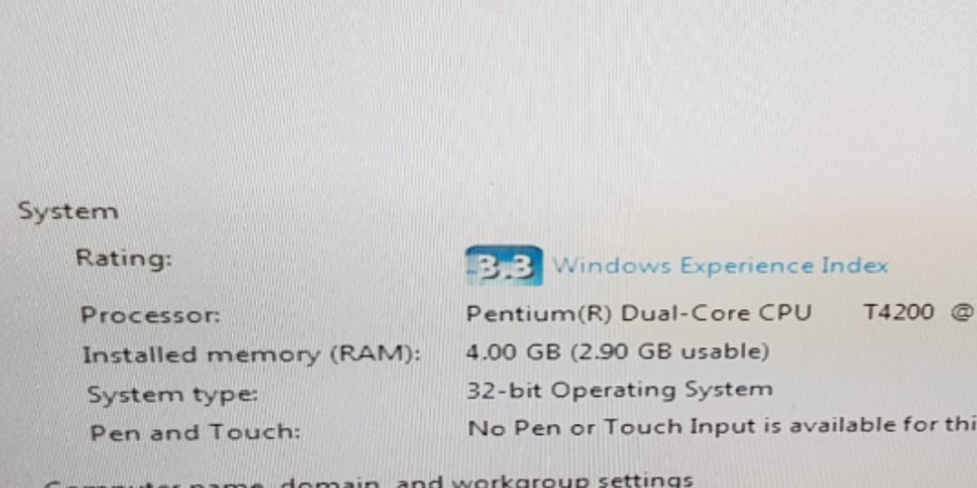 Compaq Presario CQ40 Laptops