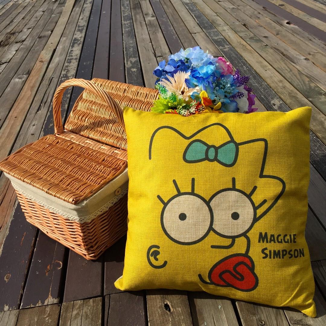 【Cushion套】Simpsons Maggie妹妹