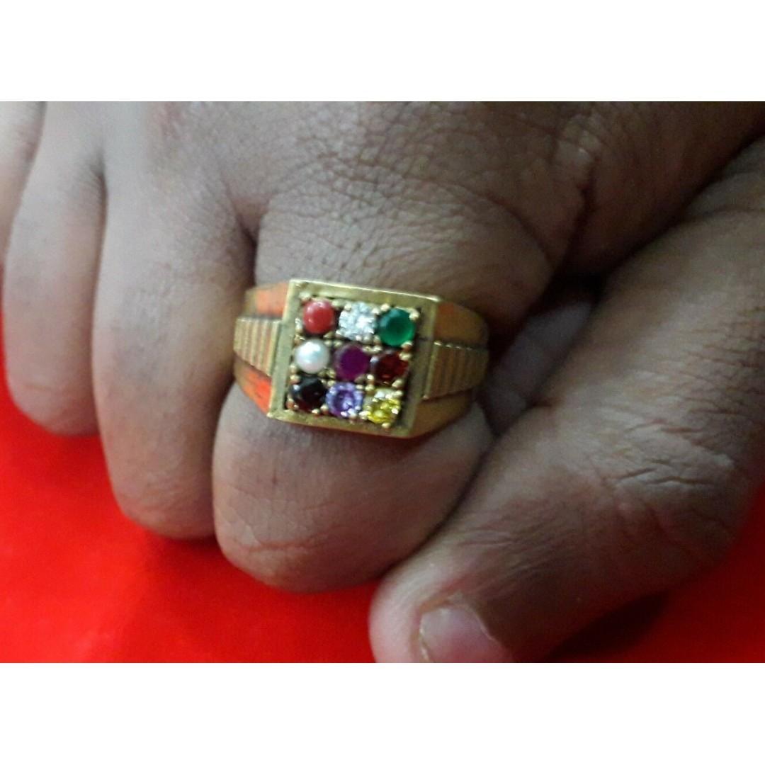 Billionaire Maker Money & Luck Attracting Magic Ring 786 Spells Wealth