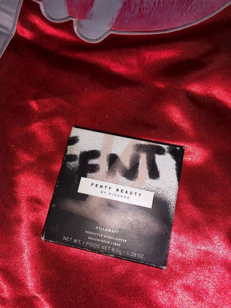 """Fenty Beauty Killawatt Highlighter in """"Trophy Wife"""""""