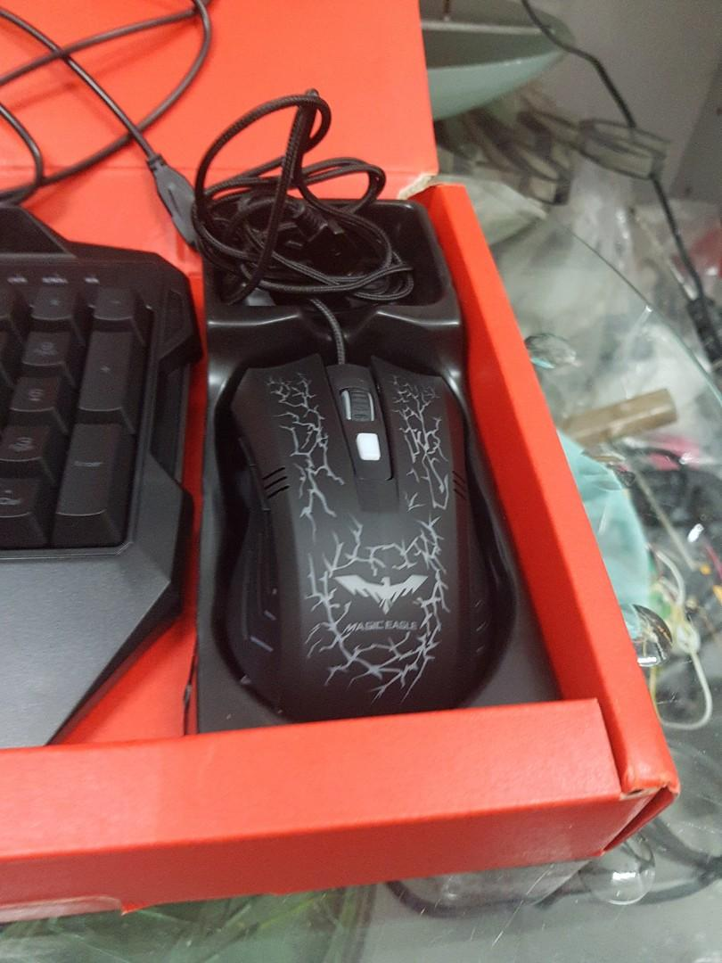 Gaming Keyboard on Carousell