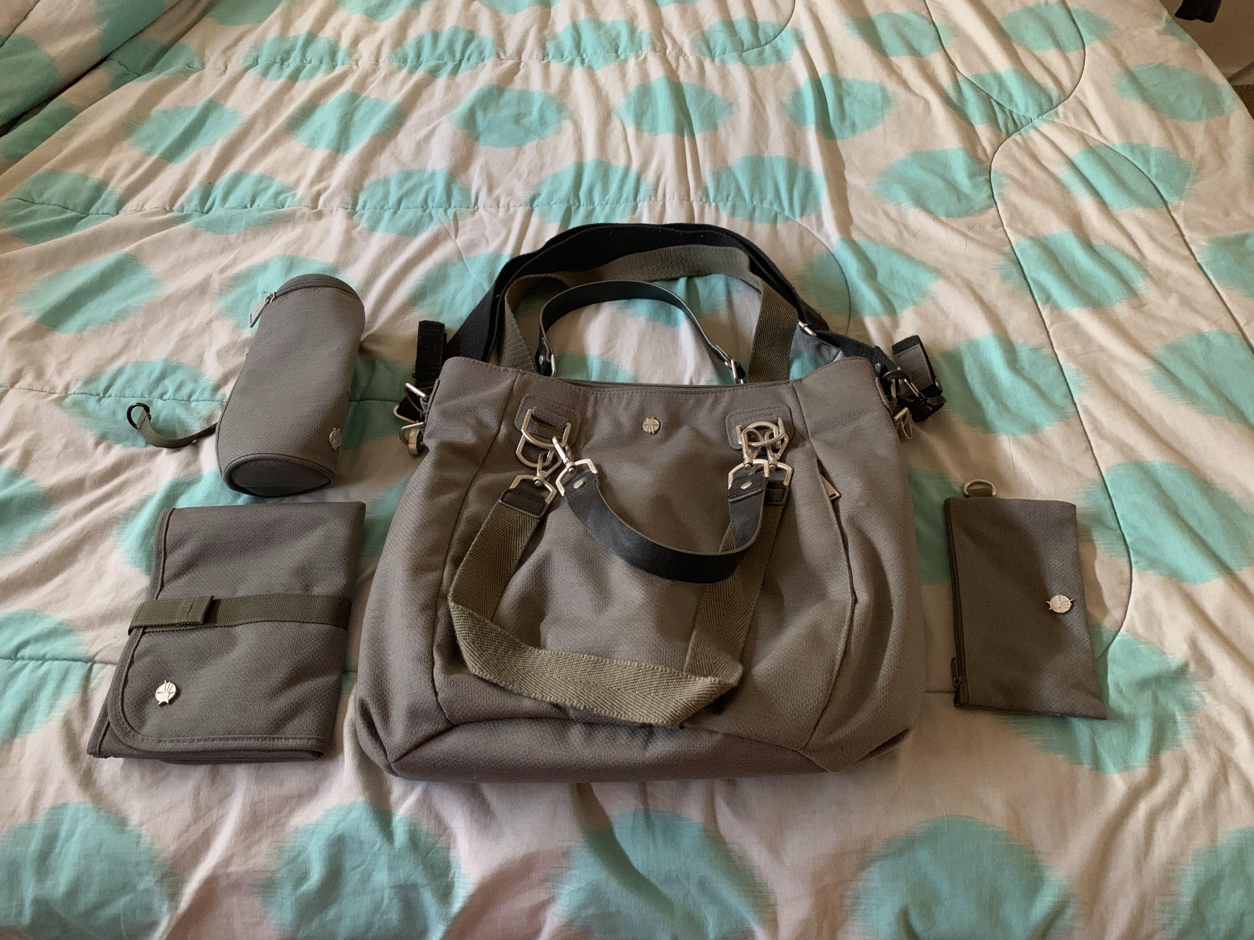 Lassig nappy bag