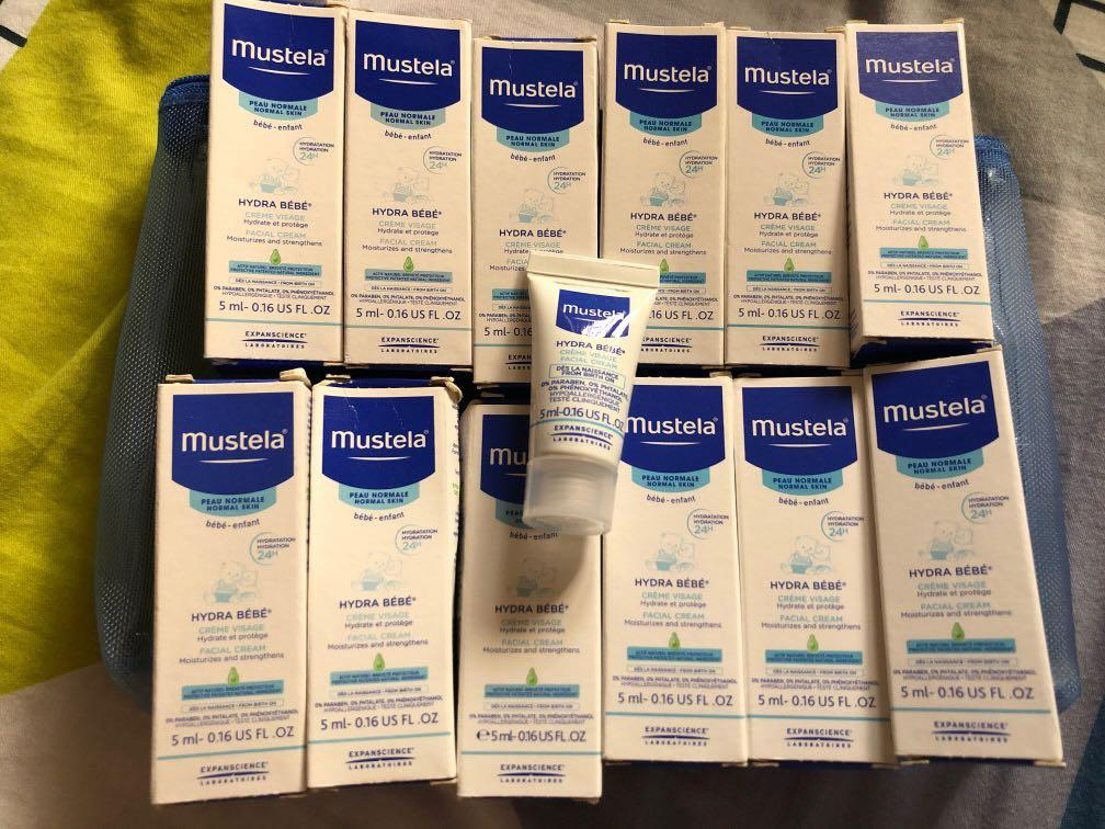 Mustela facial cream 65ml