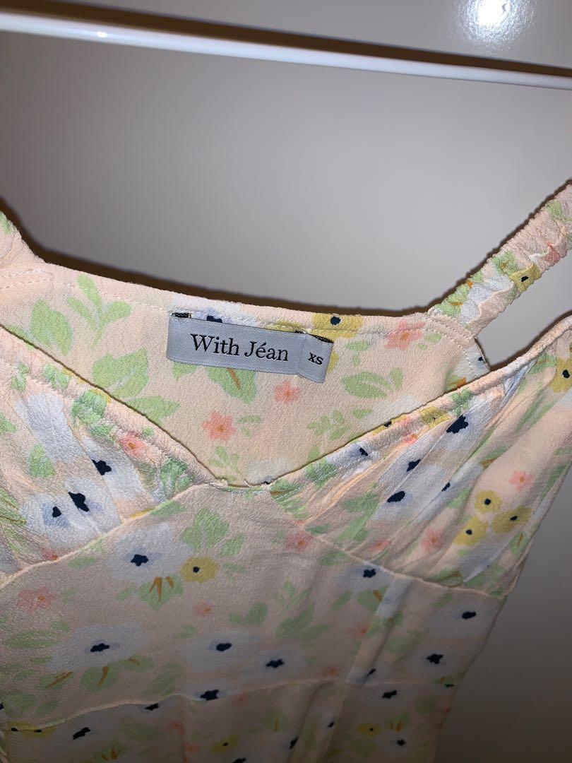 NEW With Jéan Grazia dress