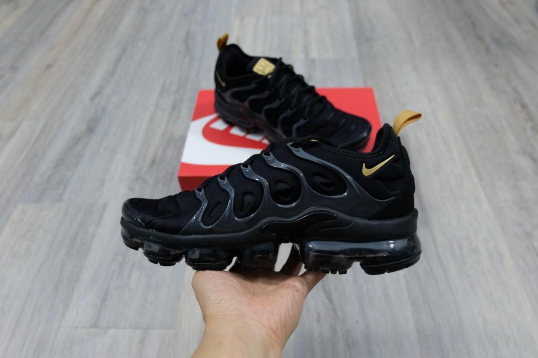 Nike Air Vapormax Plus Black Gold, Men