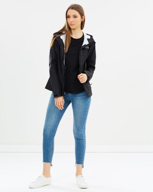 North Face Womens Venture Rain Jacket Size S