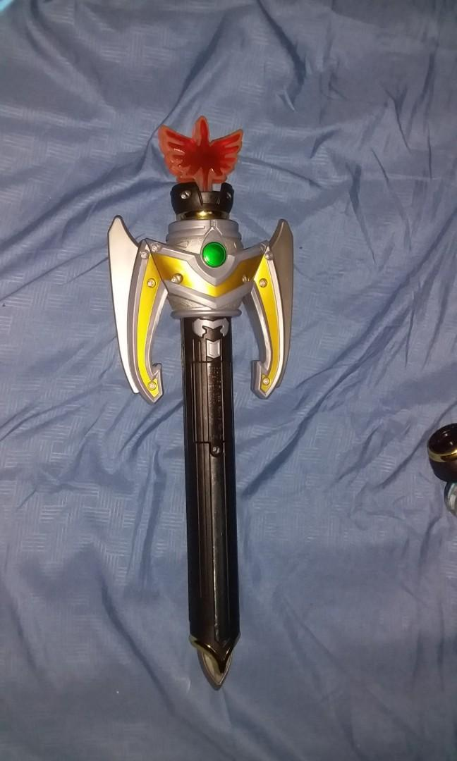 Power Rangers Mystic Force Weapons