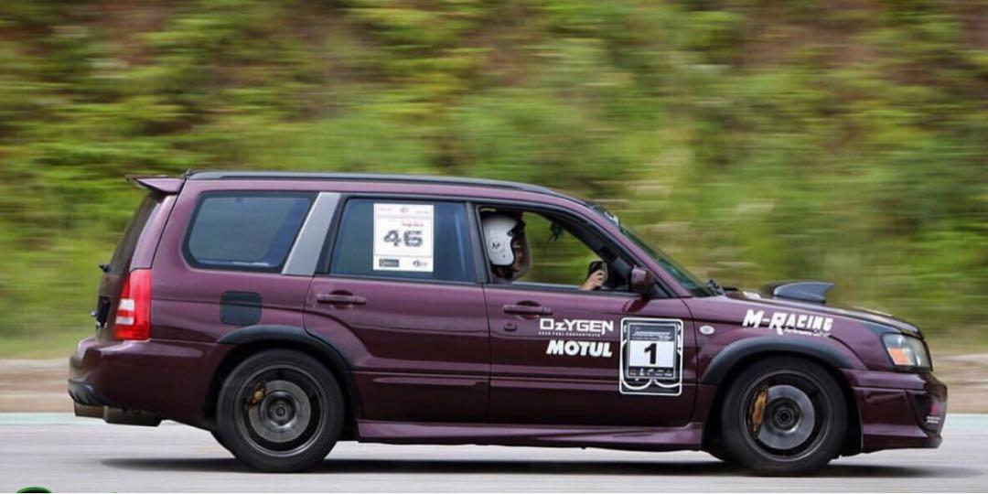 Subaru Forester 2.0 SG5 Auto