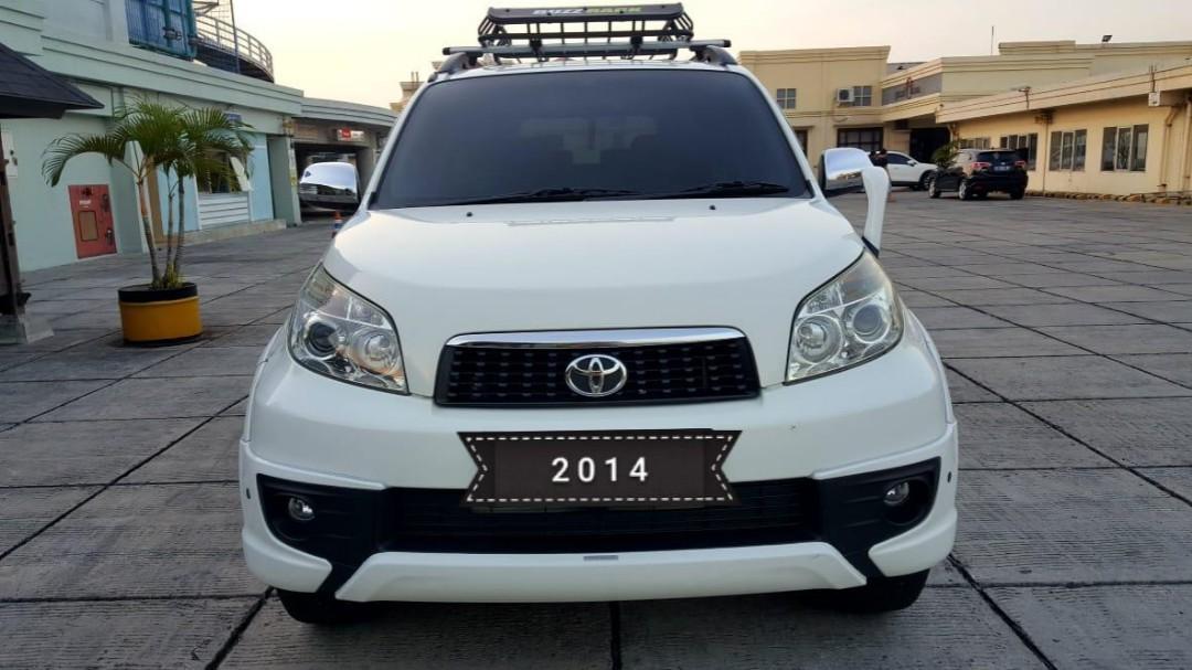 Toyota RUSH TRD Sportivo 1.5 At 2014 upgrade Ultimo