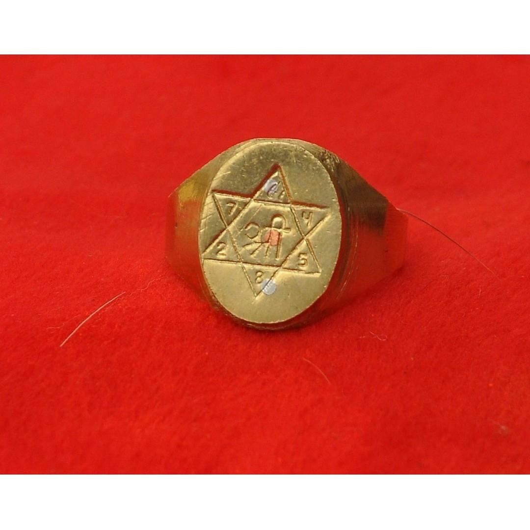 Trillion Maker! Powerful Magical Ring 3100 Spells Wealth Money Success
