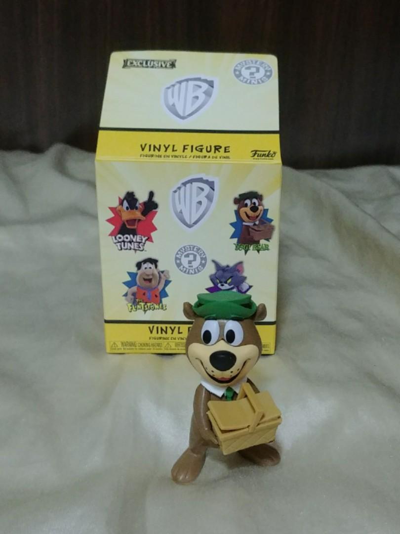 WB Funko Yoga Bear Vinyl Figure