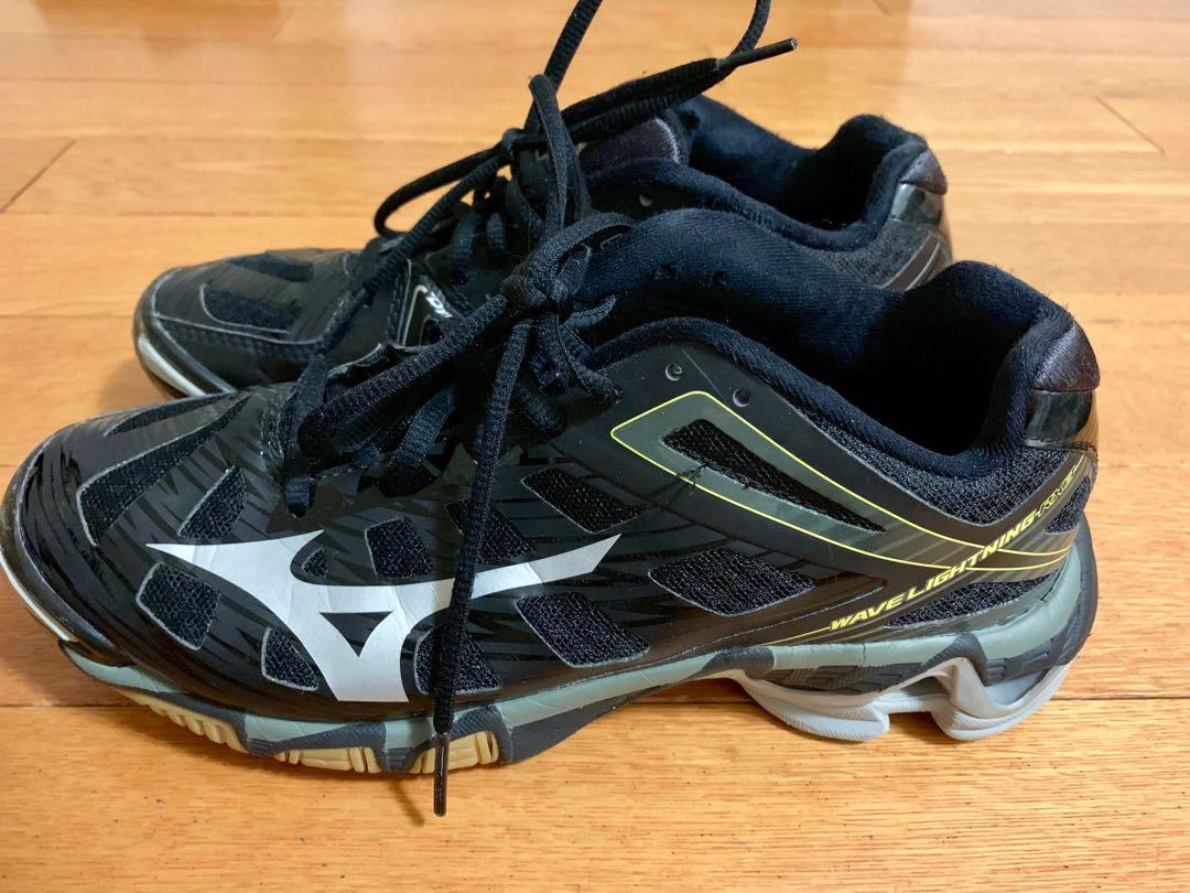 Women's Mizuno Wave Lightning RX3 Volleyball Shoes - size 7.5