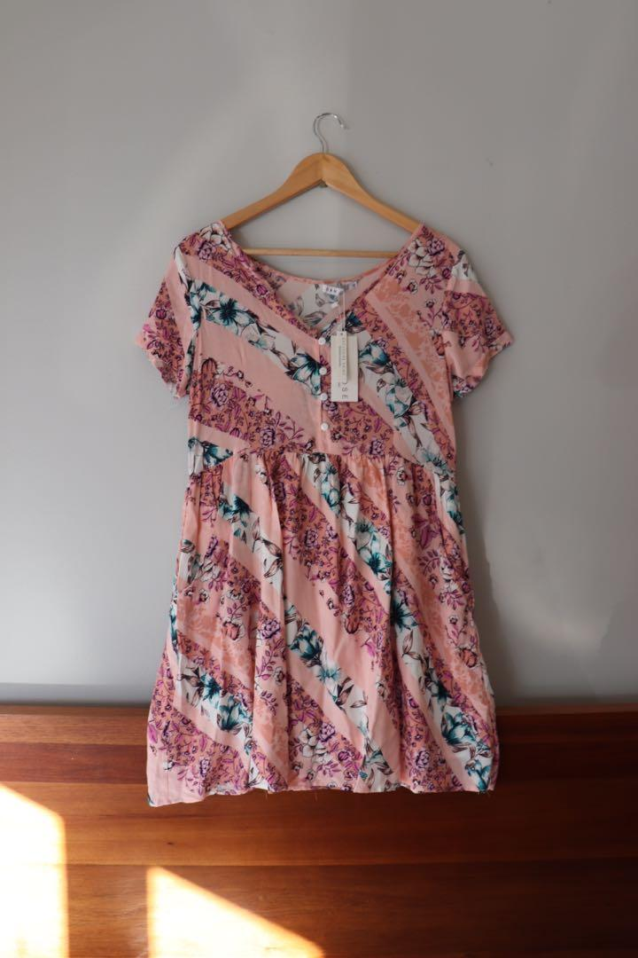 Women's San Jose The Label Dress Brand New With Tags Size S