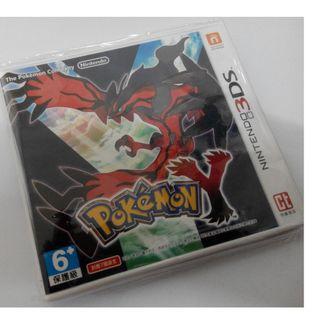 【全新僅拆!】pokemon 精靈寶可夢 Y