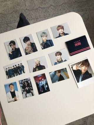 [WTS] BTS Official Photocards and Postcards Cheap