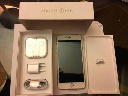 iPhone 6s Plus ex Infinite (Like new)