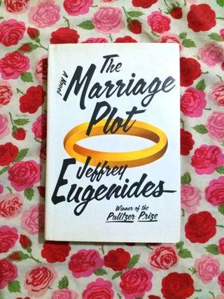 The Marriage Plot (HB, 1st Ed.) by Jeffrey Eugenides
