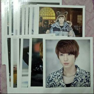 EXO Chanyeol Official polaroids set (16pcs)