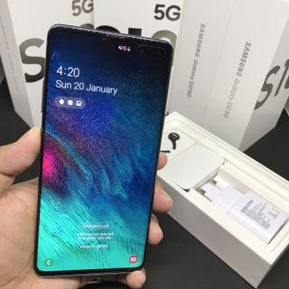 Samsung Galaxy S10 5G - 256GB (Brand New set)