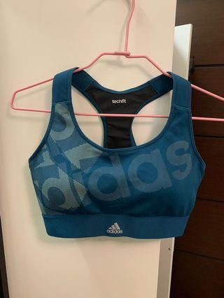 Adidas 中強度運動內衣 L CD 罩杯