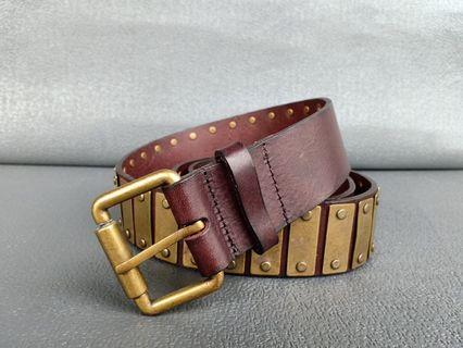 Western Classic belt