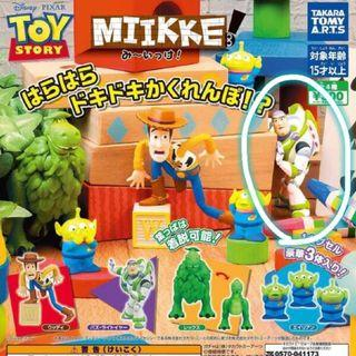 🚚 (降價)玩具總動員 扭蛋 巴斯