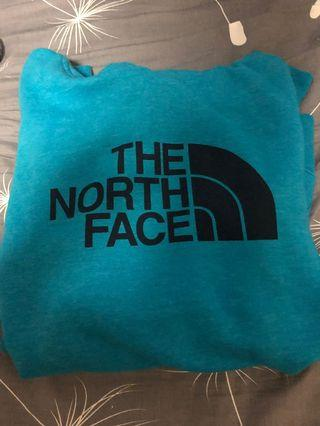 North Face hoodie Size S