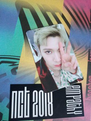WTS 🌱 NCT Empathy Reality ver. Ten official pc